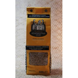 SQUARE NOODLES WHOLEWEAT PASTA 500gr