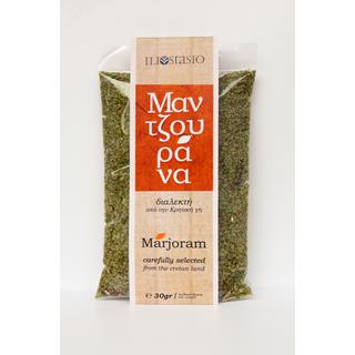 Marjoram from Cretan land in bag 30 gr